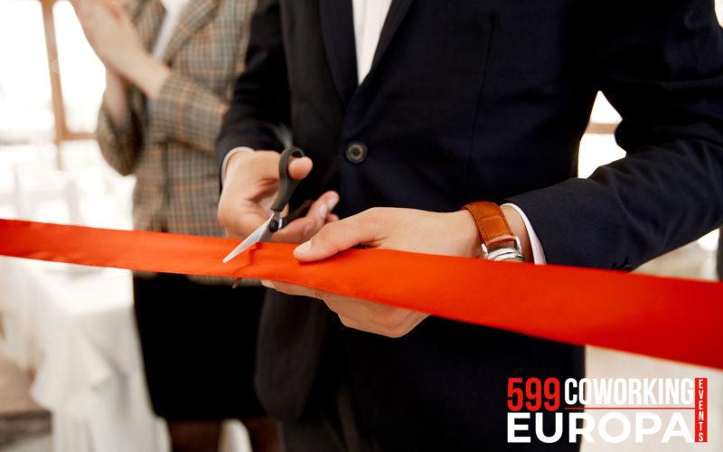 Inaugurazione di 599 europa
