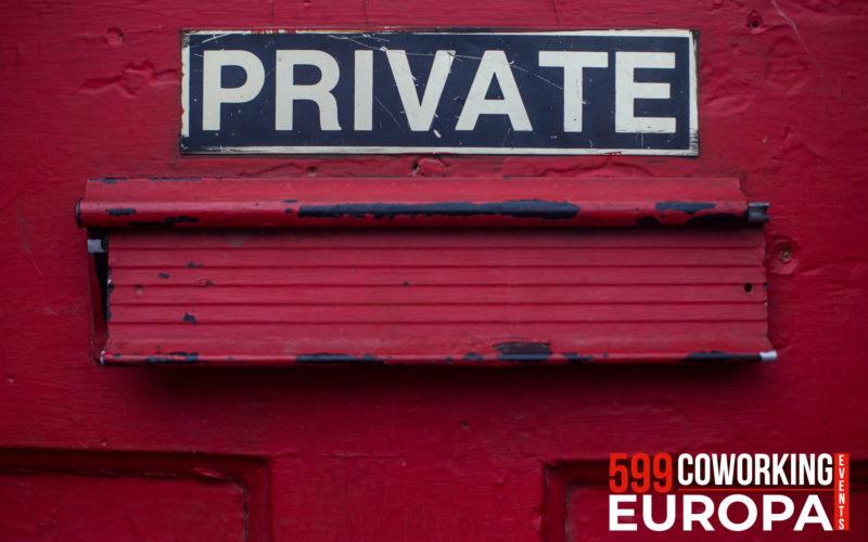 Seminario Privacy europea