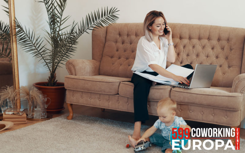 Mamme lavoratrici: la capacità del multitasking