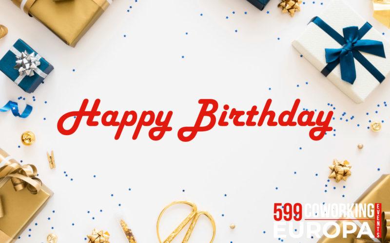 Festeggiare il compleanno? Da noi puoi