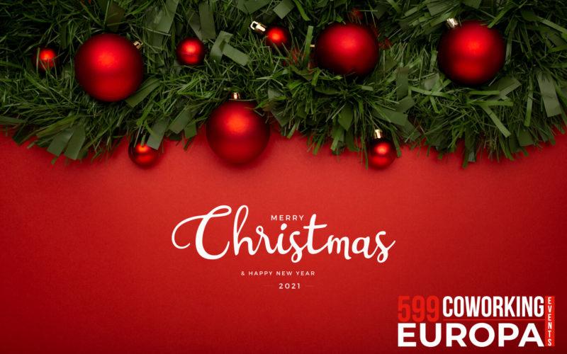 Un buon Natale da 599 europa!