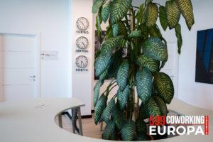 Uffici immersi nella natura