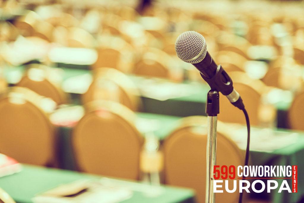 Sala congressi a Torino