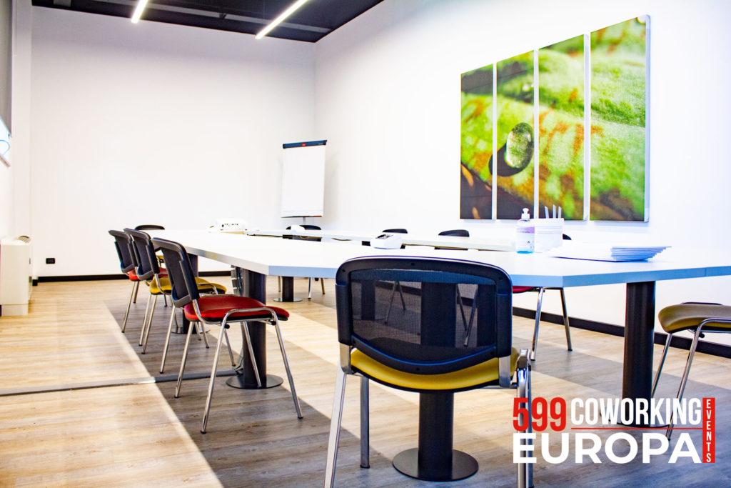 Affitto sale riunioni Torino