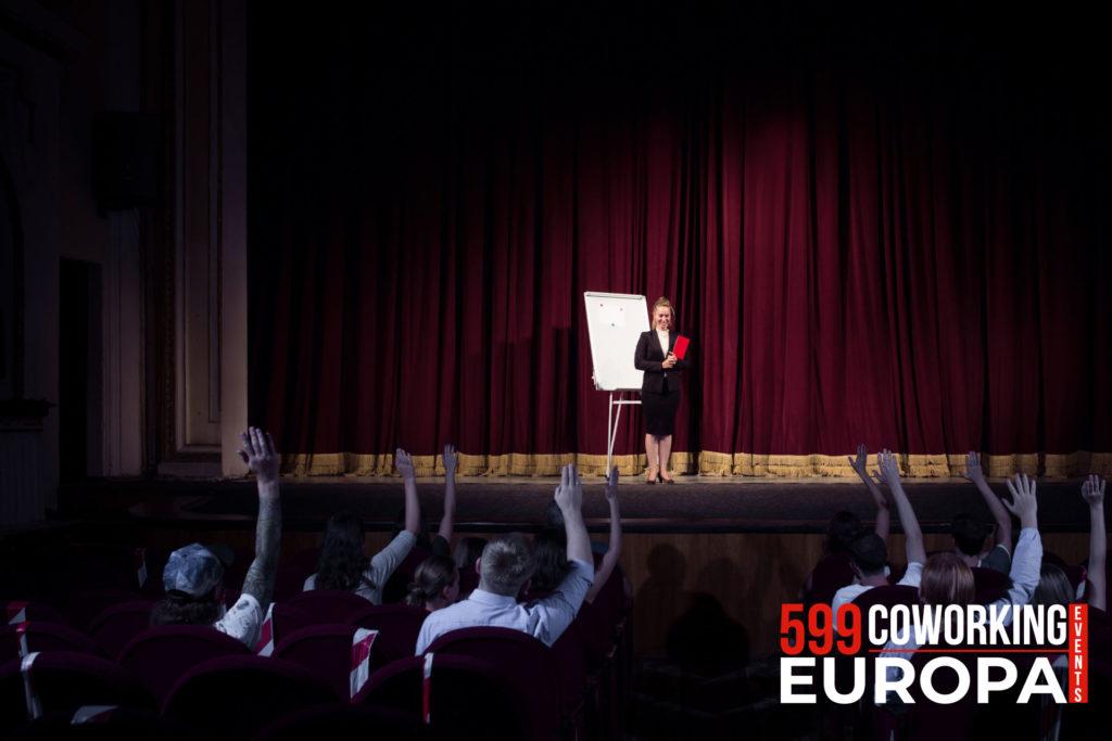 Sala convegni a Torino