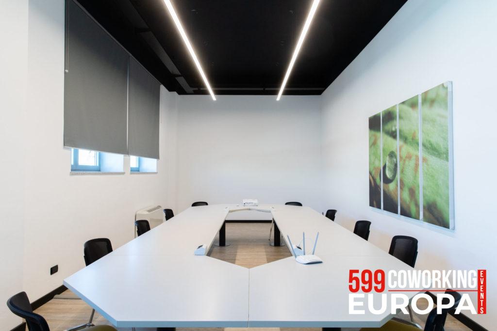 Sala meeting Torino